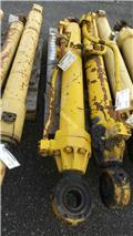 Caterpillar 215, Hydraulik