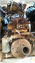 Caterpillar 950 H, Transmission