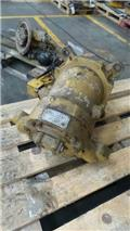 Caterpillar 953, Hydraulique