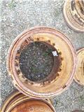 Caterpillar D 300 E، المسارات والسلاسل والهيكل السفلي