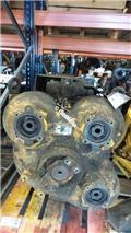 Komatsu HD 465, Ülekandemehhanism