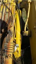 Komatsu PW 150-6, Hydraulikk