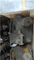 Liebherr R 941 A, Hydraulics