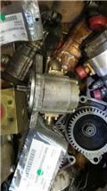 Liebherr R 944 C, Hydraulics