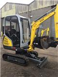 Wacker Neuson ET18 EXCAVATOR, Crawler excavators