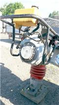Dynapac LT 800, 2006, Placas compactadoras