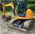 JCB 8080, 2009, Crawler Excavators