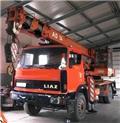 Liaz AD 14 ČKD, 1990, Truck mounted cranes