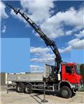 Mercedes-Benz Actros, 2006, Boom / Crane / Bucket Trucks