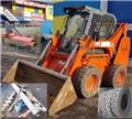 _JINÉ (China) Wecan GM 1605 +Igland WP3000 +Auger, 2010, Skid steer loaders