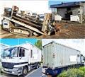 _JINÉ (IT) Ellettari - HB 25R (+Mercedes 2531 Actr, 1998, Plošinové nákladné automobily/nákladné automobily so sklápacími bočnicami
