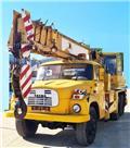 Tatra 148 +ČKD - AD 20, Camioane cu macara