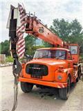 Tatra AD16, 1979, Crane trucks
