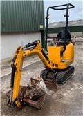 JCB 8008 CTS, 2016, Mini excavators < 7t (Mini diggers)