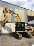 Caterpillar 315 D, 2011, Crawler excavators