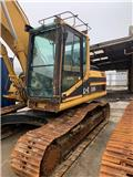 Caterpillar 320 B L, 2000, Crawler excavators