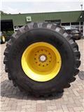 BKT 800/65R32, 1900, Hjul, Dæk og Fælge