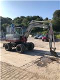 Takeuchi TB175W, 2012, Excavadoras de ruedas