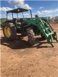 John Deere 2850, 1989, Tractores