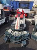 Cramer Tourno 4WD, Päältäajettavat ruohonleikkurit