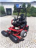 Toro Greensmaster 3250 D Greensmower, 2012, Stand on mowers