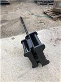 Trumspjut 75mm S45 & S60-fäste, Other components