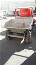 Ausa D 150, 2005, Rigid dump trucks