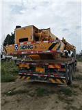 XCMG 25吨, 2014, Allterreng kraner