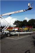 Dino 260 XTD, 2006, Trailer mounted aerial platforms