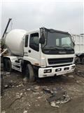 Isuzu 9M3, 2010, Concrete/mortar mixers