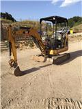 Caterpillar 301.8 C, 2011, Mini bageri < 7t