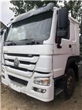 Sinotruk Howo Tractor Trucks, 2017, Planhengere semi