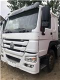 Sinotruk Howo Tractor Trucks, 2017, Flatbed/Dropside semi-trailers