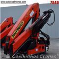 Palfinger PK 12000, 2004, Grúas cargadoras