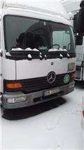 MB Atego 815, 2002, Sanduk kamioni