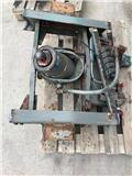 Tippcylinder Zetterbergs med ventilpaket, Hydraulics