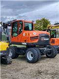 Yanmar Schaeff TW95-4, 2019, Wheeled excavators