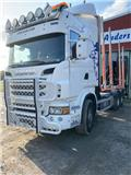 Scania R 560, 2012, Tømmerbiler