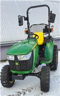 John Deere 3038 E, 2020, Traktori