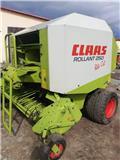 CLAAS Rollant 250 RC, Lis na válcové balíky