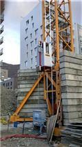 TUMAC. Maskindriven hiss för säker persontransport, 2013, Personhissar och andra hissar