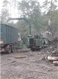 Bandit 2090, 2008, Wood chippers