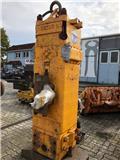 Menck & Hambrock S3270, Pålningsriggar