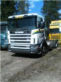 Scania R 124 LB, 1998, Cab & Chassis Trucks