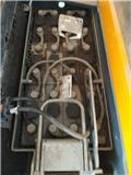 Сопровождаемый электроштабелер Jungheinrich EJC 214, 2012 г., 1400 ч.
