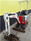Takeuchi TB210R, 2016, Mini Excavators <7t (Mini Diggers)