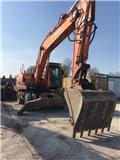 Doosan Solar 210 W V, 2006, Excavator - beroda