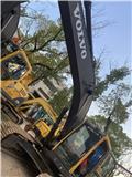 Volvo EC 210 B, 2016, Crawler Excavators