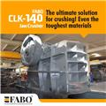 дробильная установка Fabo CLK-140   320-600 TPH PRIMARY JAW CRUSHER STOCK, 2021