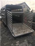 Ifor Williams 12ft, 2011, Remorci transport animale